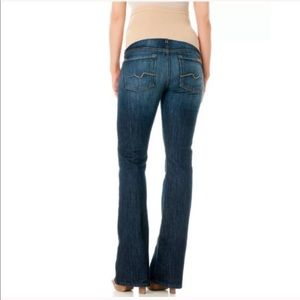 7 For All Mankind • A Pea In the Pod Jeans Sz 26